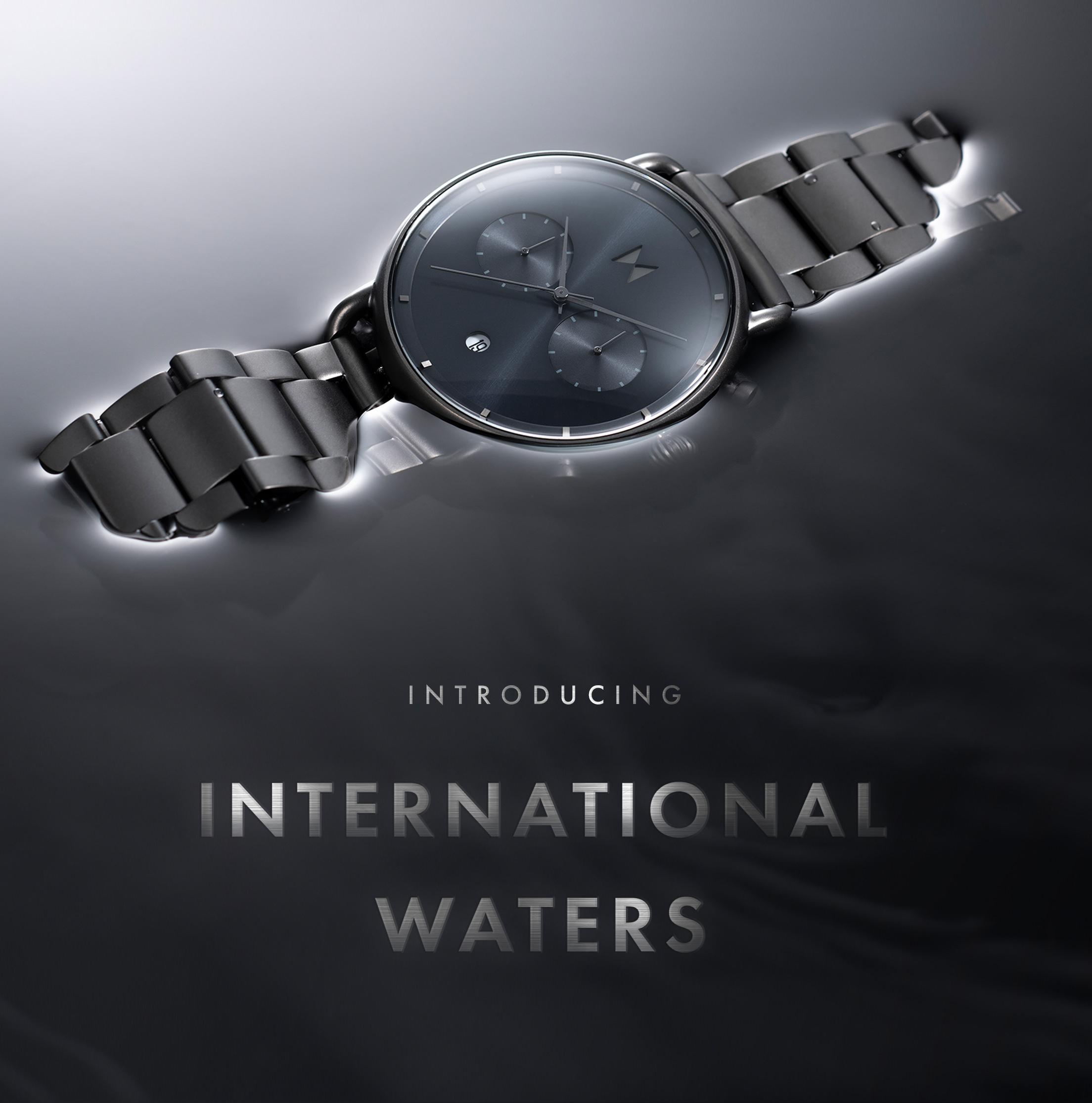 Introducing International Waters