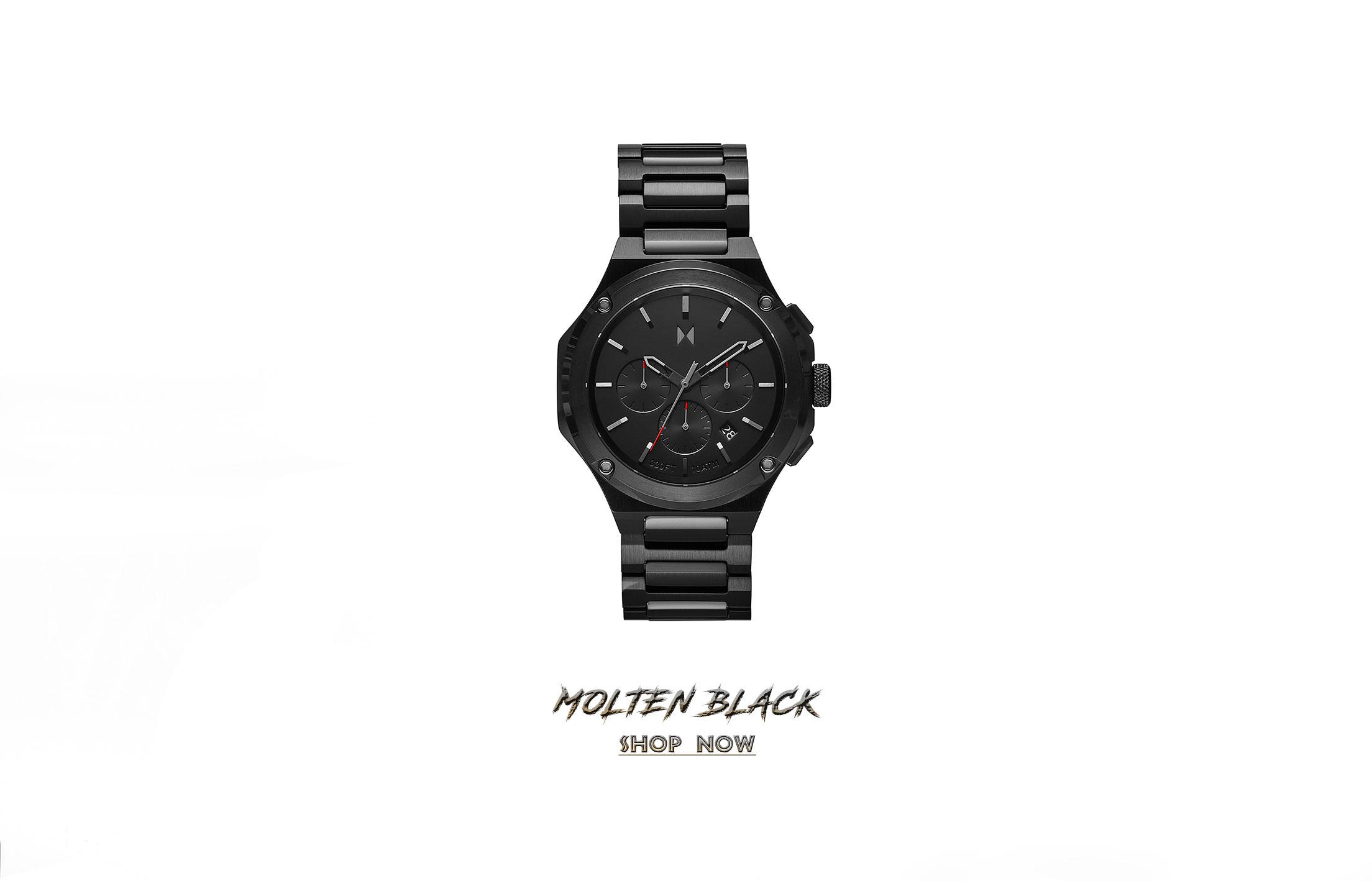 Molten Black | Shop Now