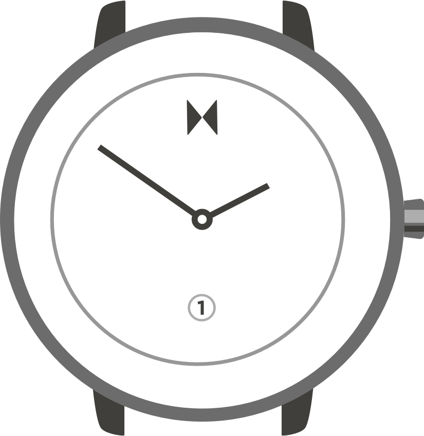 Signature II watch illustration