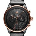 The Taft x MVMT Powerlane Watch
