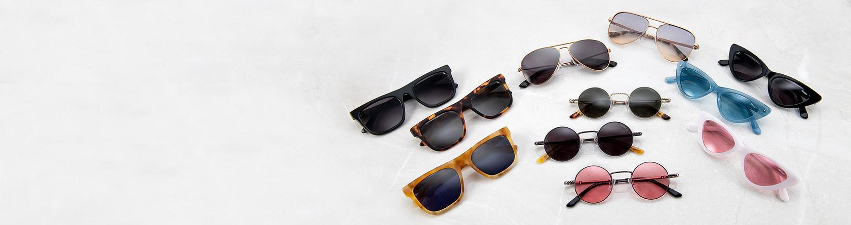 Polarized Sunglasses Hero Banner