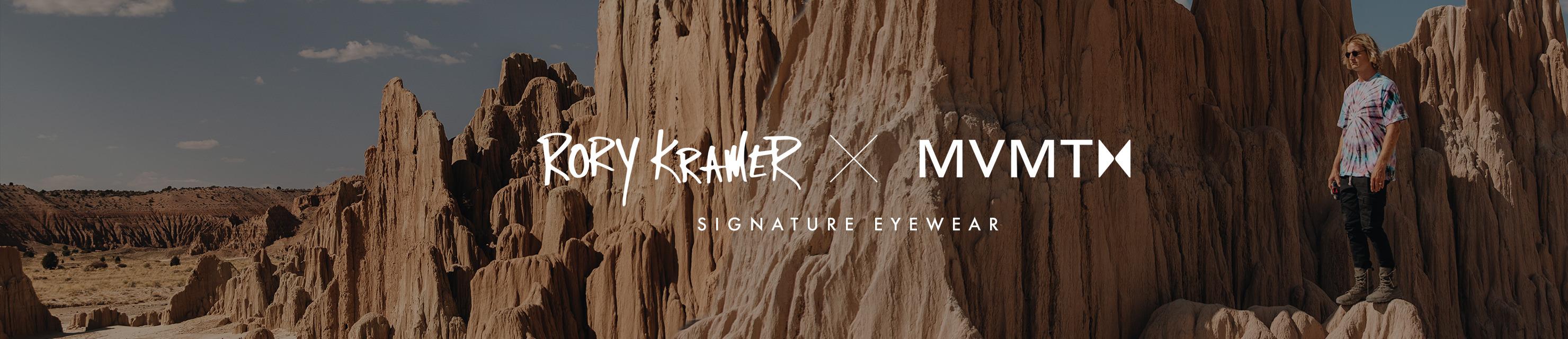 Rory Kramer Vision Hero Banner