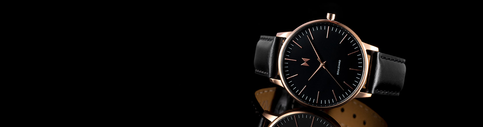 Rose Gold Watches For Women Hero Banner
