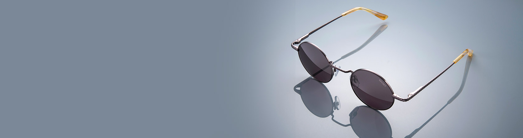 Round Sunglasses Hero Banner