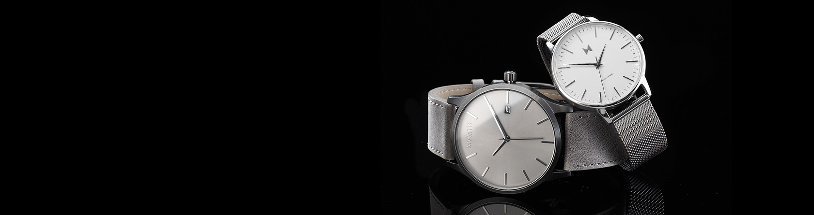 Stylish Watches Hero Banner